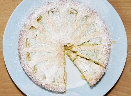 Crostata alla crema di limone e semi di papavero